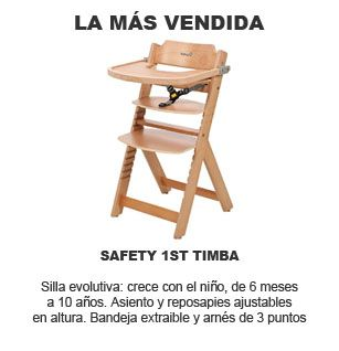 la trona mas vendida - safety 1st